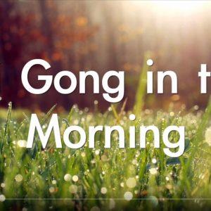 Morning Qi Gong
