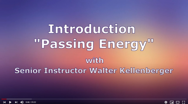 Passing the energy